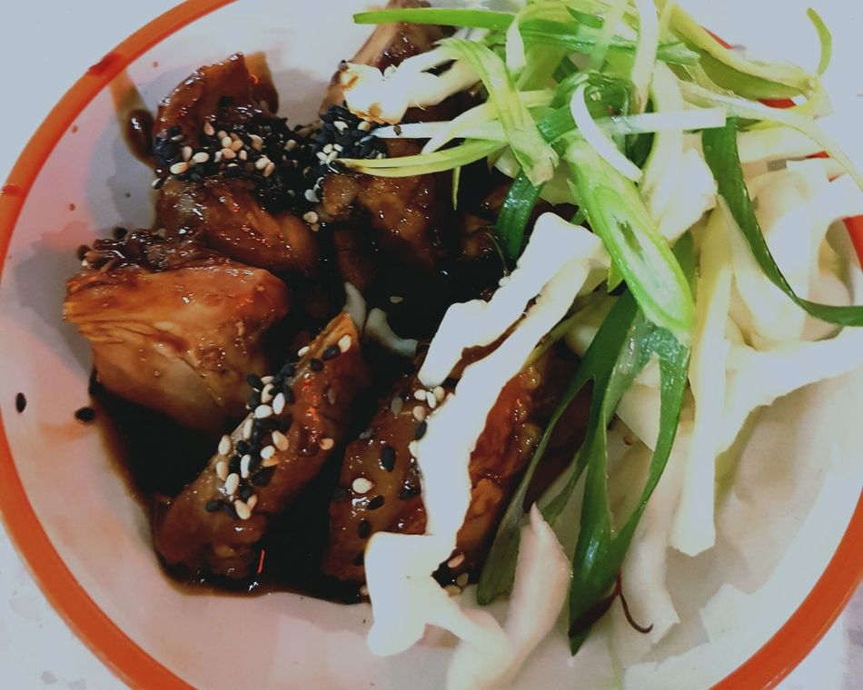 Food Food And Drink Close-up Chicken Chicken Teriyaki Sushi Yo Sushi Yo! Sushi