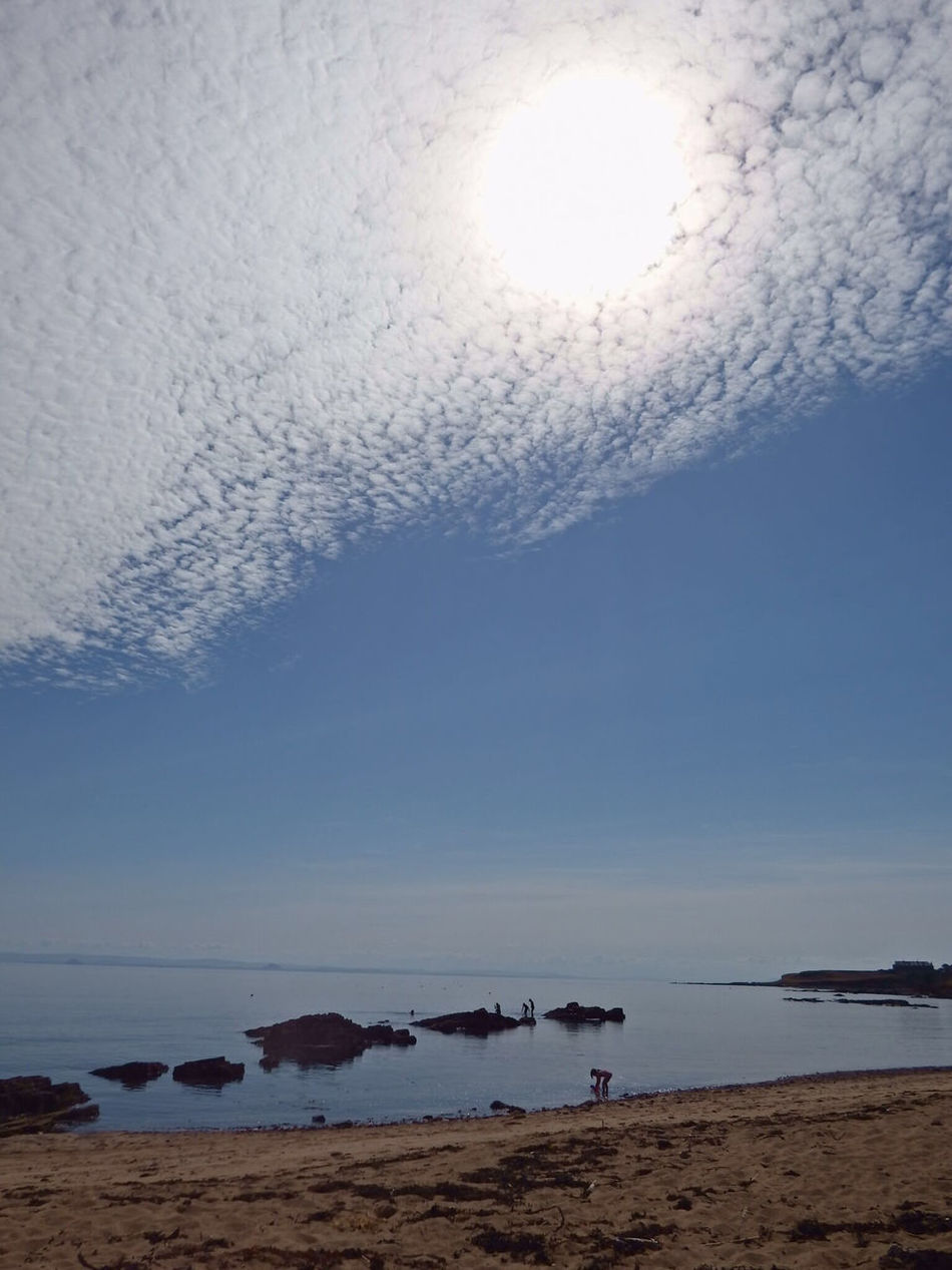 Summer Views Clouds And Sky Enjoying Life East Neuk No Edit/no Filter Lazy Day Life Is A Beach Beachphotography Summertime Last Days Of Summer