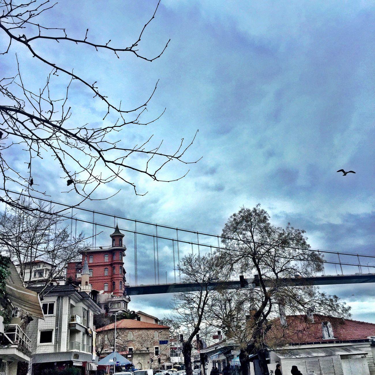 Walking Around Hello World Eye4photography  Eyem Best Shots Streamzoofamily Sky Cold Istanbuldayasam