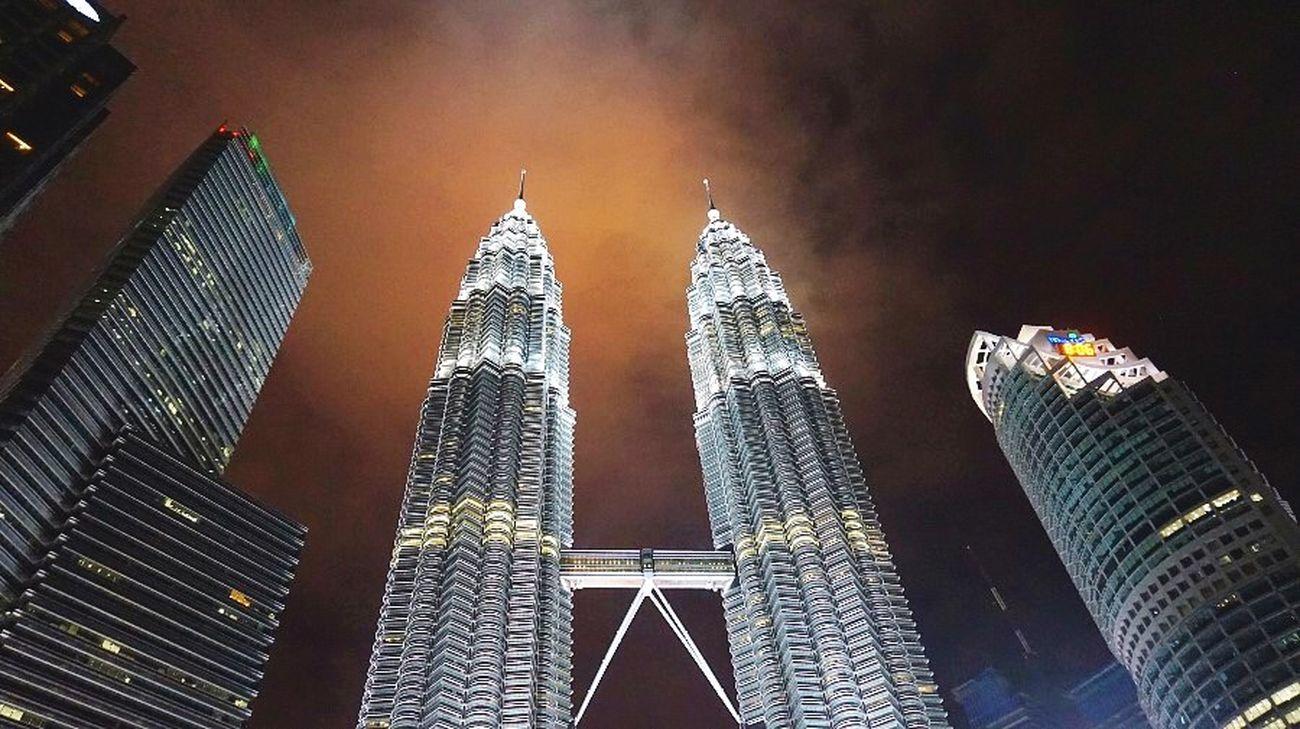 Petronas twin tower Malaysia Kualalumpur Eastern Asia