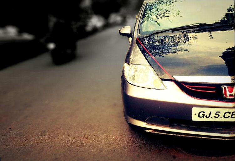 Honda Hondacity Petrolhead