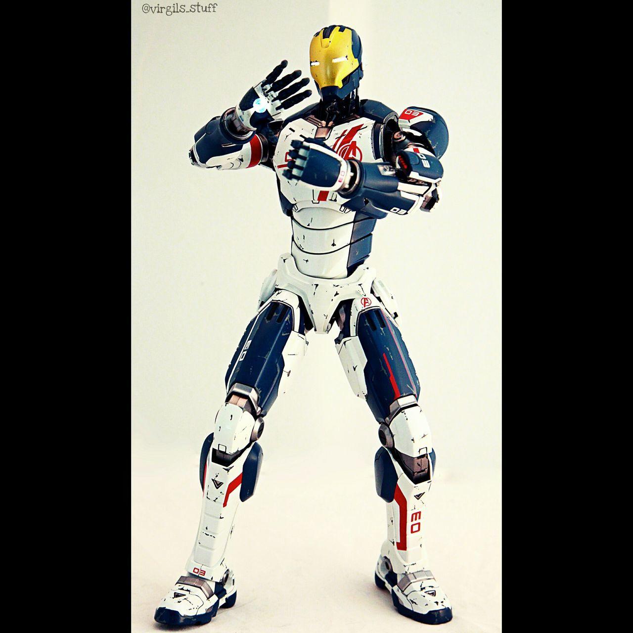 AgeOfUltron Ironman Anarchyalliance Ironlegion Onesixthscale Avengers Marvel Hottoys Ata_dreadnoughts Toyphotography