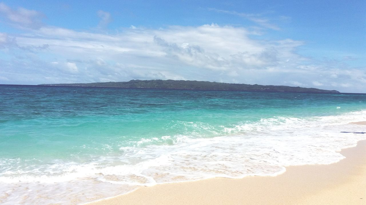 The famous Puka Beach of Boracay Island, Philippines First Eyeem Photo
