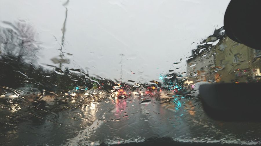 Rain RainyDay Drivingshots First Eyeem Photo