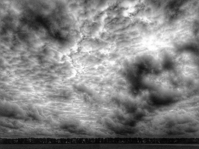 Clouds And Sky Cloudy Cloud - Sky Cloud Dramatic Sky Netherlands Eye4photography  Eyemphotos