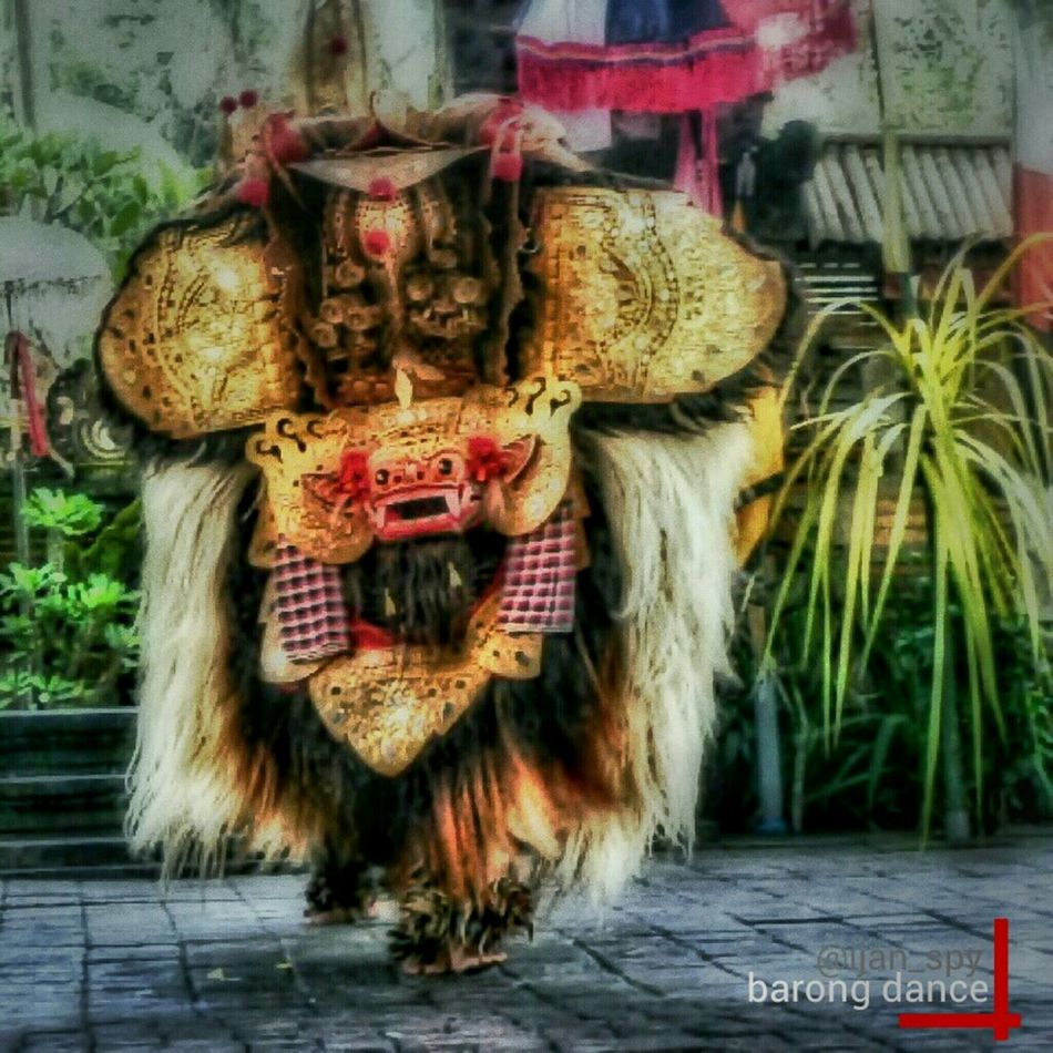 Barong Dance Entry For #12bestof2012