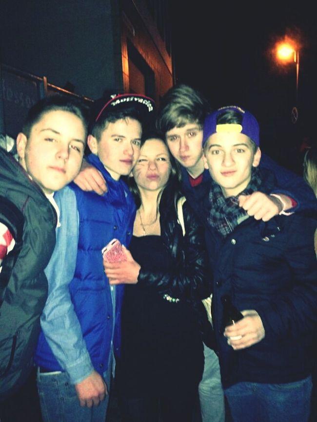 Partyyy Night