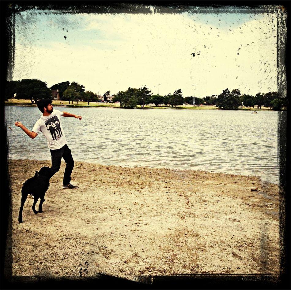 Dauntlessdog And Scott First Eyeem Photo