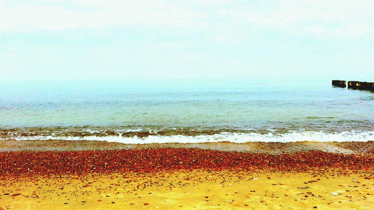 Landscape Amazing Poland Baltic Sea Beach
