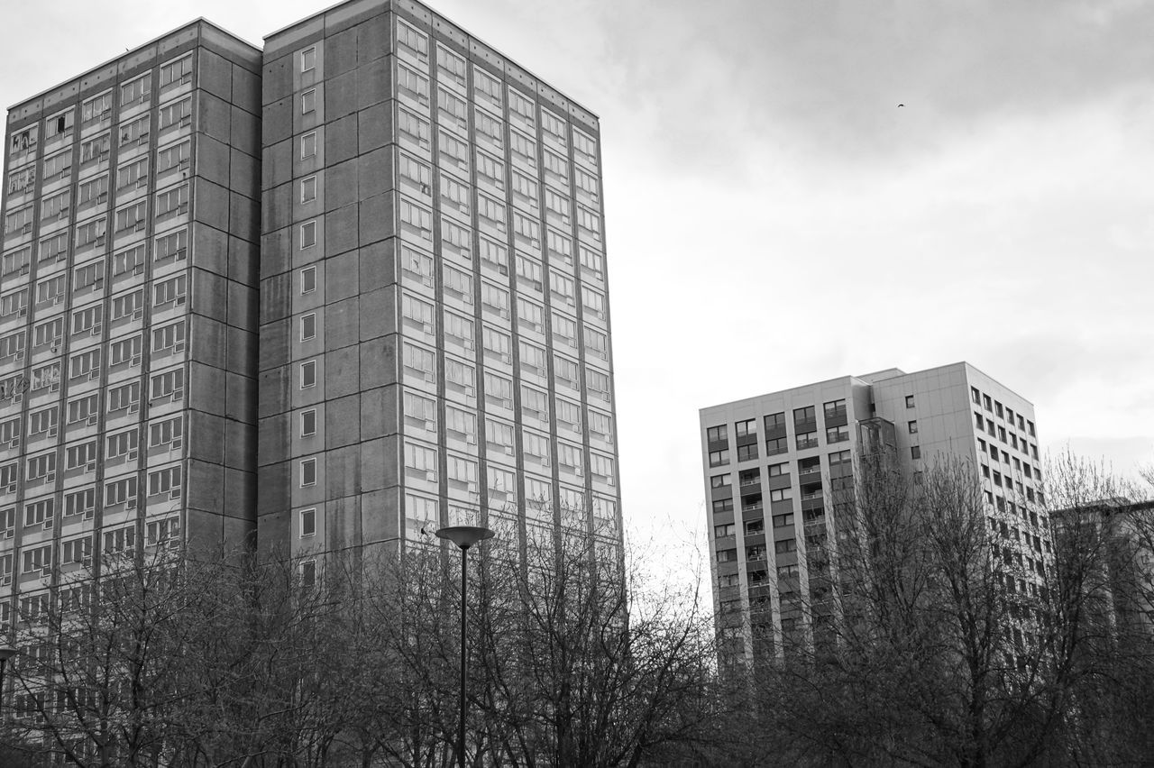 Architecture Built Structure Dark Destroyed Dusty Eastgermany Ghetto Highbuilding