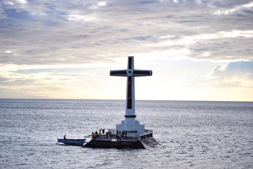 Sunken Cemetery at Camiguin Eyeem Philippines More Fun In The Philippines  Photooftheday Sea Beauty In Nature Scenics