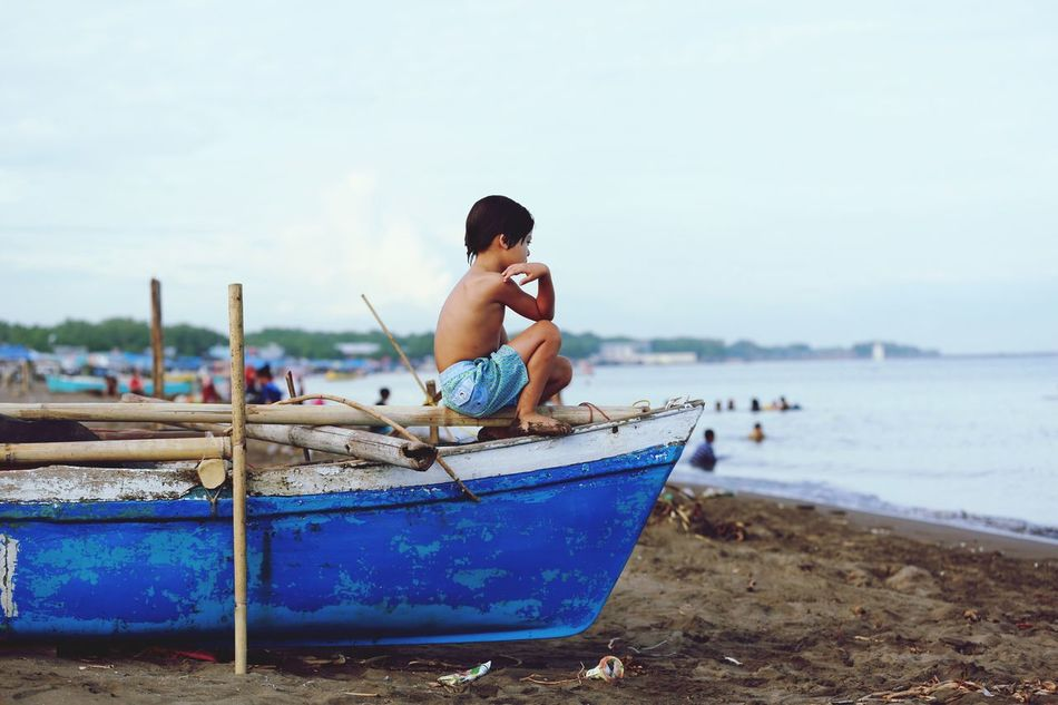 Indonesia_photography Indonesian Photographers Collection Childhood Beachphotography
