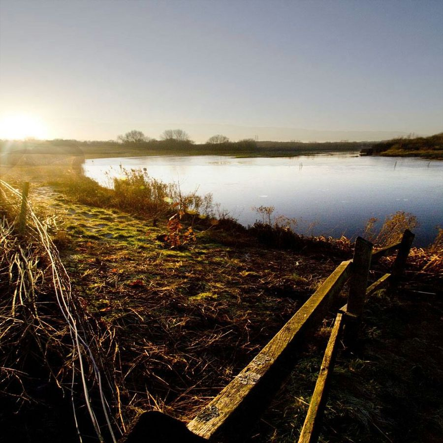 A bright winter's morn in the valley... Sandwellvalley RSPB Beautiful Day Canon7d