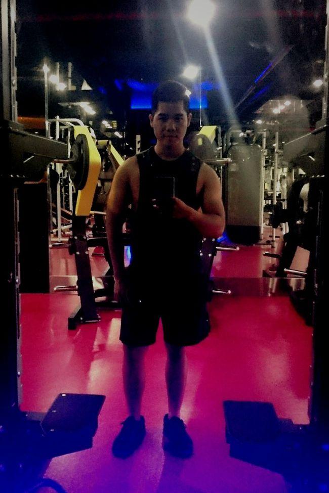 Gym! 🐇🐇🐇