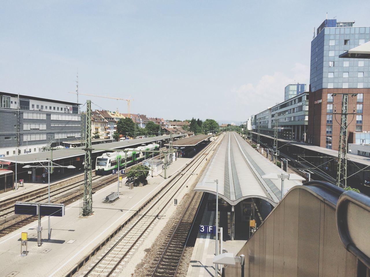 Beautiful stock photos of train, Architecture, Building Exterior, Built Structure, City