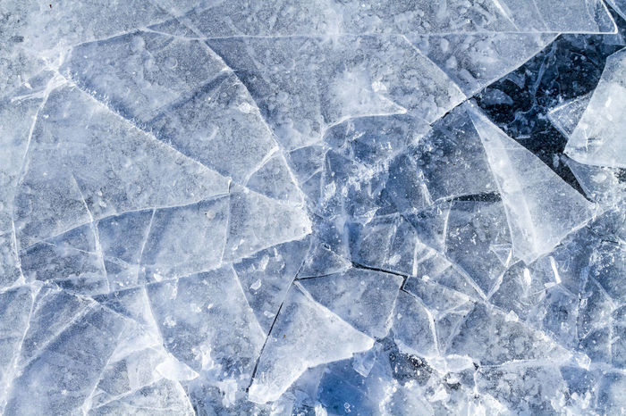 Closeup of Shattered Ice Backdrop Backgrounds Center Close-up Cold Cracked Detail Details Of Nature Details Textures And Shapes Fragility Frost Frozen Frozen Water Ice Lines Nature Pattern Pieces Shards Shatter Shattered Texture Textured  Winter
