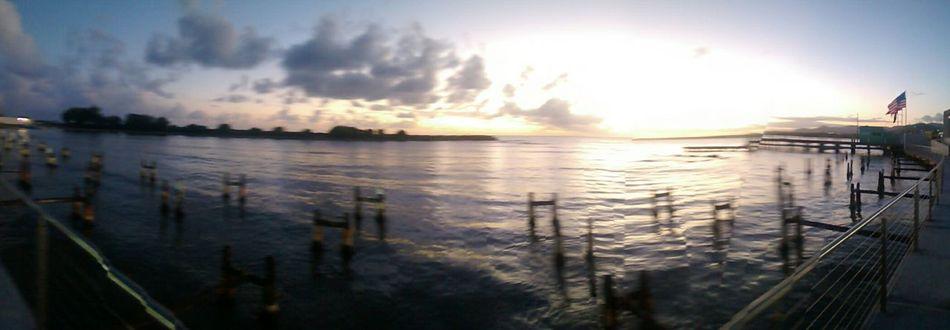 Puerto de Arroyo. Puerto Rico Seashore Seaside Seascape Seascape Photography Beautiful Nature Photography Sky Beautiful Sky Sunset Twiligth Sky Twiligth Sea Twilight Nigth Photography Dusk Beach Photography Beach Ocean Port Puerto Rico Arroyo