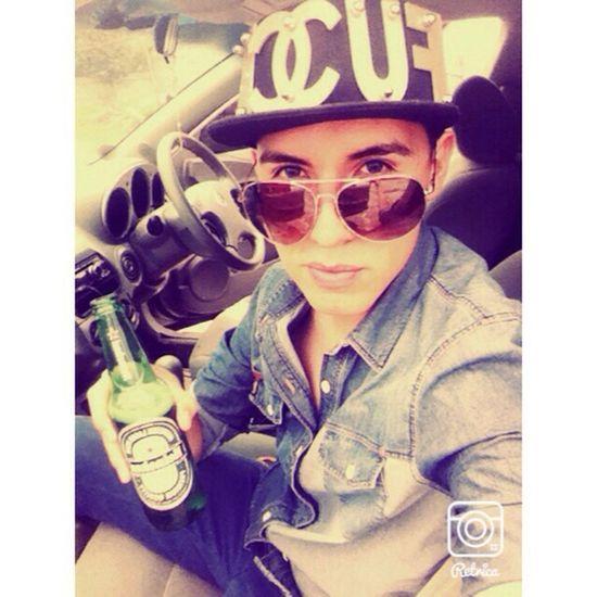 Heineken #Beer Taking Selfies