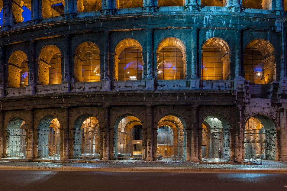 Beautiful stock photos of rome, Amphitheater, Arched, Architecture, Built Structure