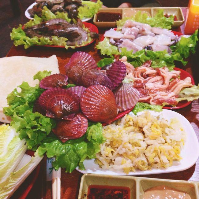 Enjoying Life 爱是饿了就在十二月的大风里一起吃地摊