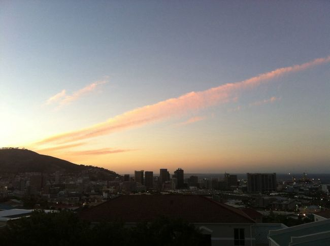 hello cape town nice to be here - no filter