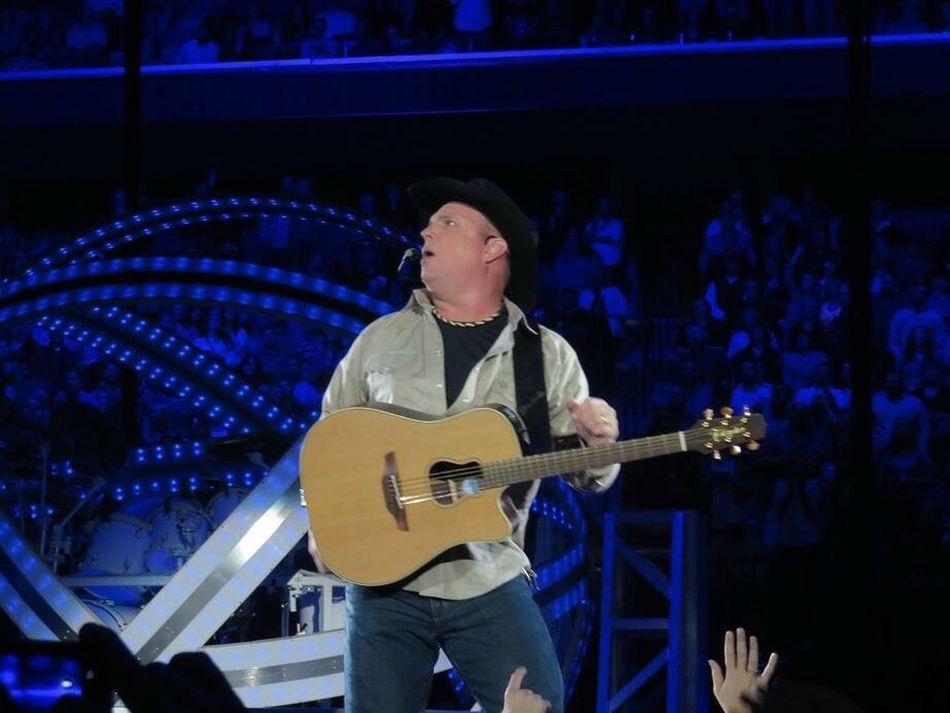 Garth Brooks Bok Center Concert Photography Concert Country Music