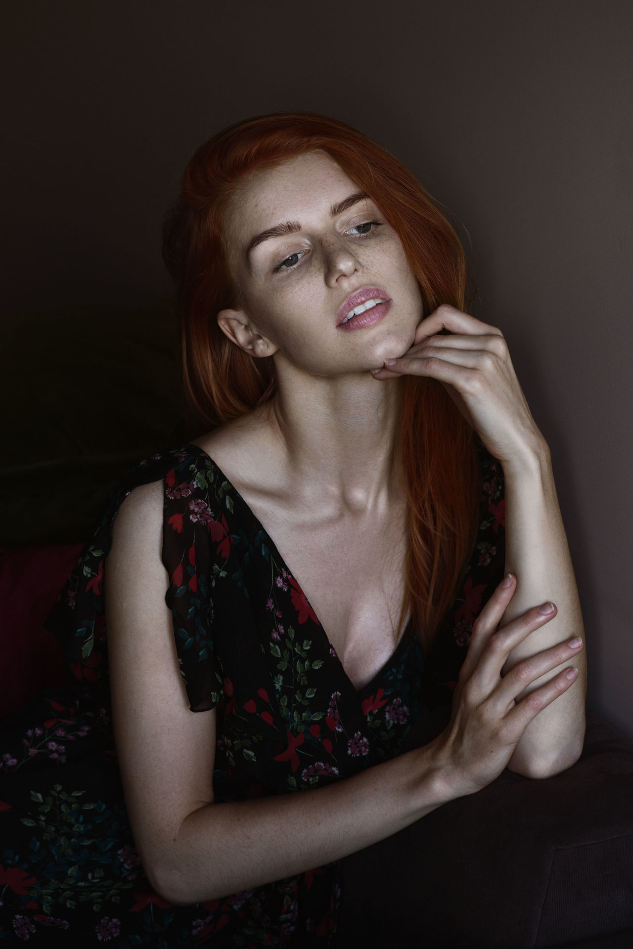 Follow me on Instagram. https://www.instagram.com/eglelaurinavice/ Adult Beautiful Woman Close-up Day Face Female Freckles Girl Hands Indoors  Lifestyles Natural Light Portrait One Person One Young Woman Only People Portrait Of A Woman Real People Redhead Skin Young Adult Young Women