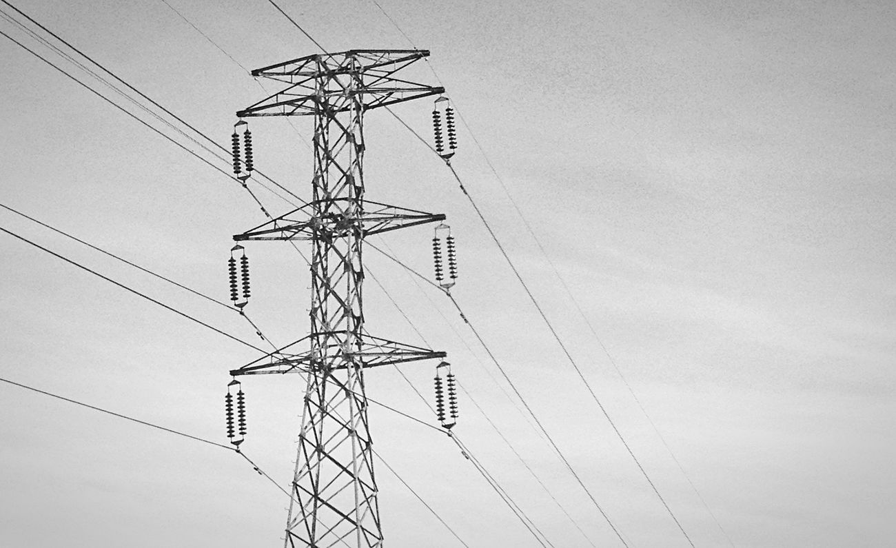 Electricity  Cable Electricity Pylon Power Supply Power Line  Fuel And Power Generation Connection Low Angle View Sky No People Technology Electricity Tower Outdoors Day