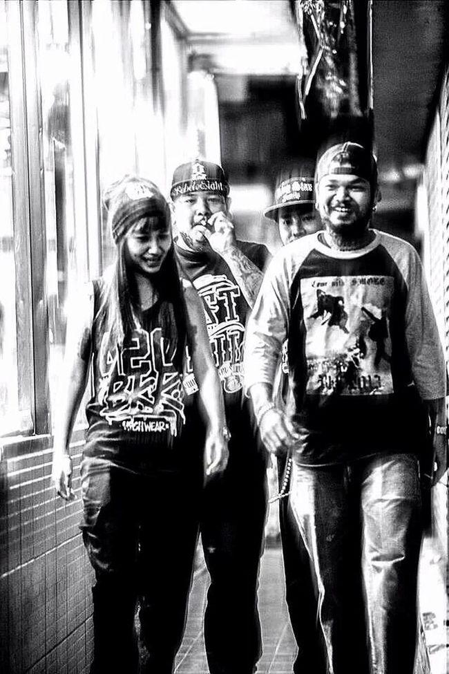 Gangster Gang_family Kingstartattoo 420bkk