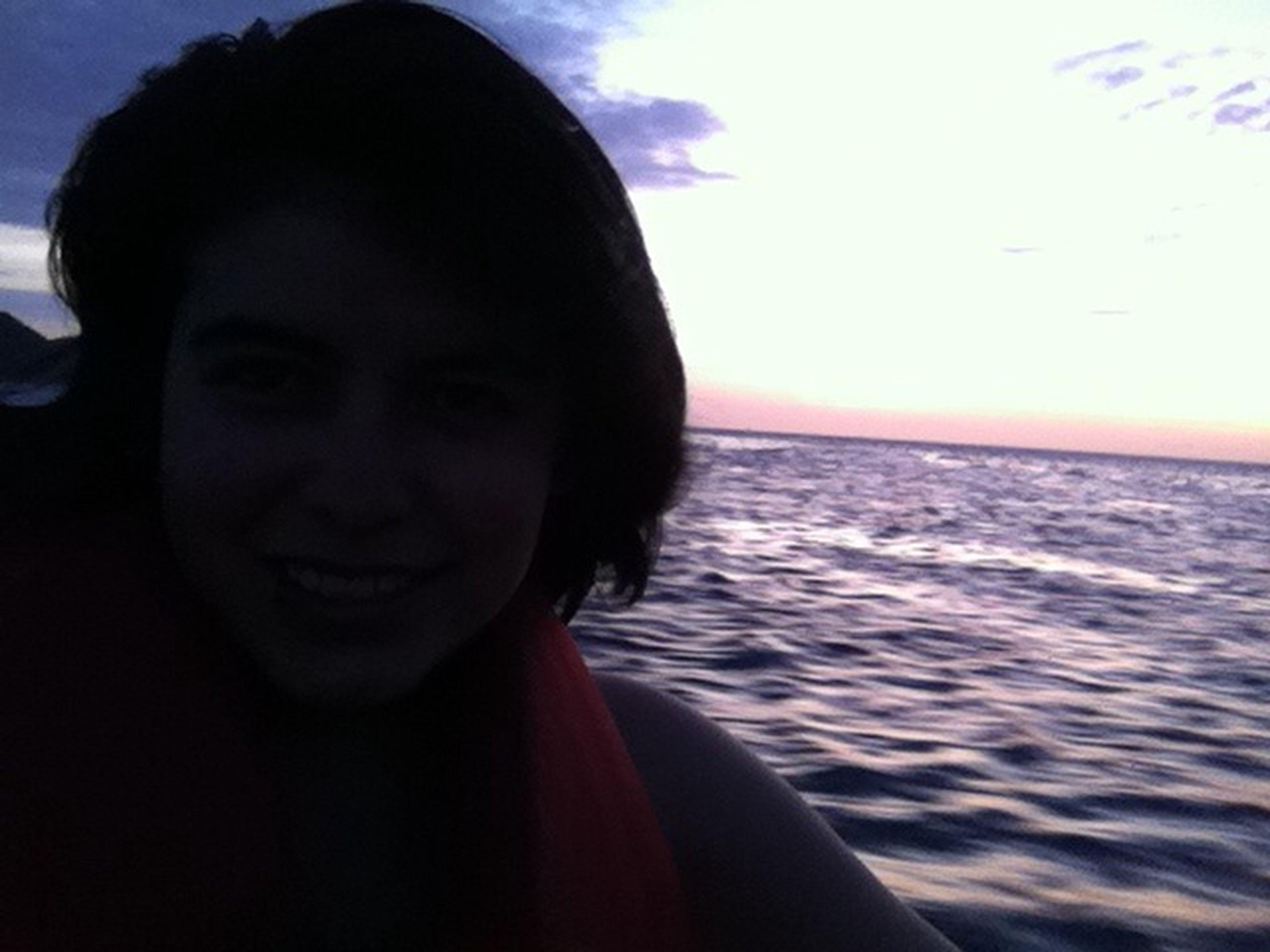 at Playa Grande