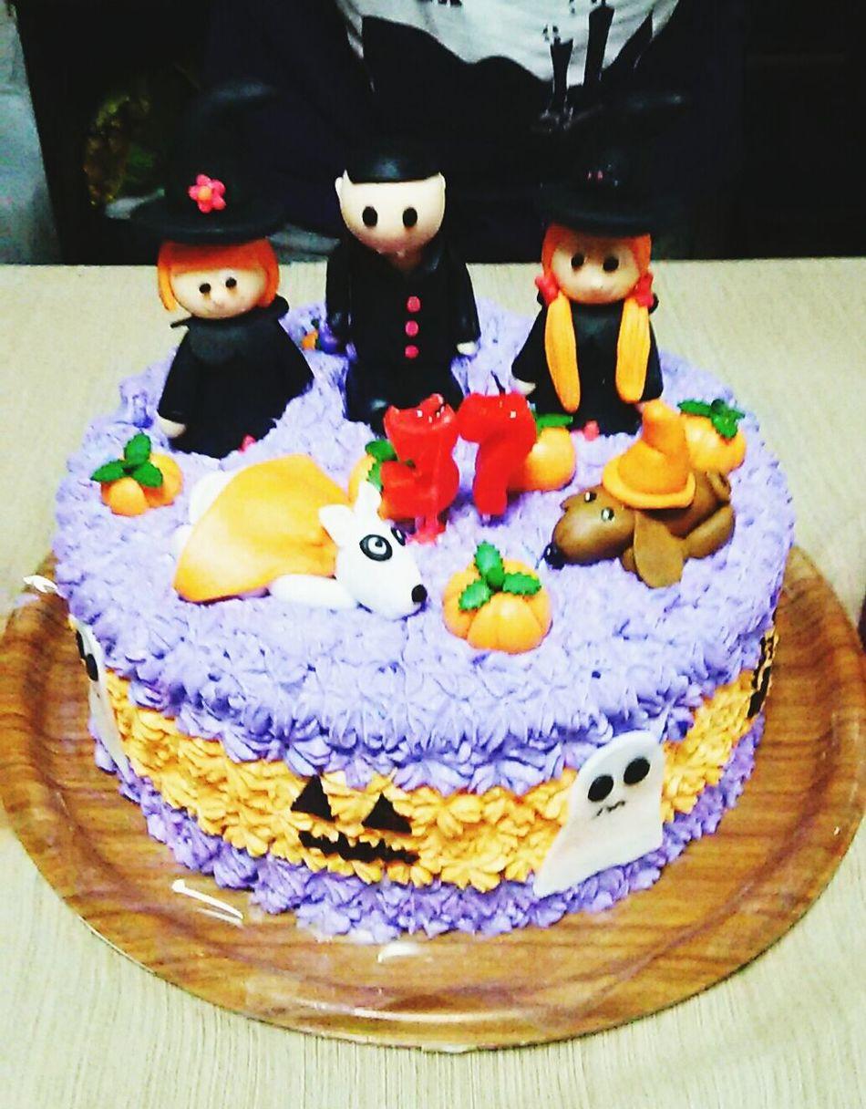 Halloween Halloween Cake Birthdaycake