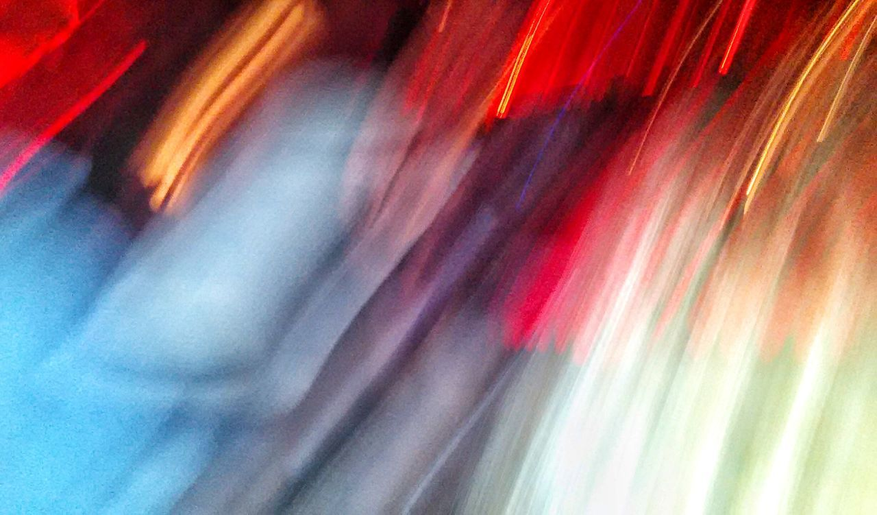 multi colored, full frame, backgrounds, abstract, no people, red, indoors, close-up, spectrum, day