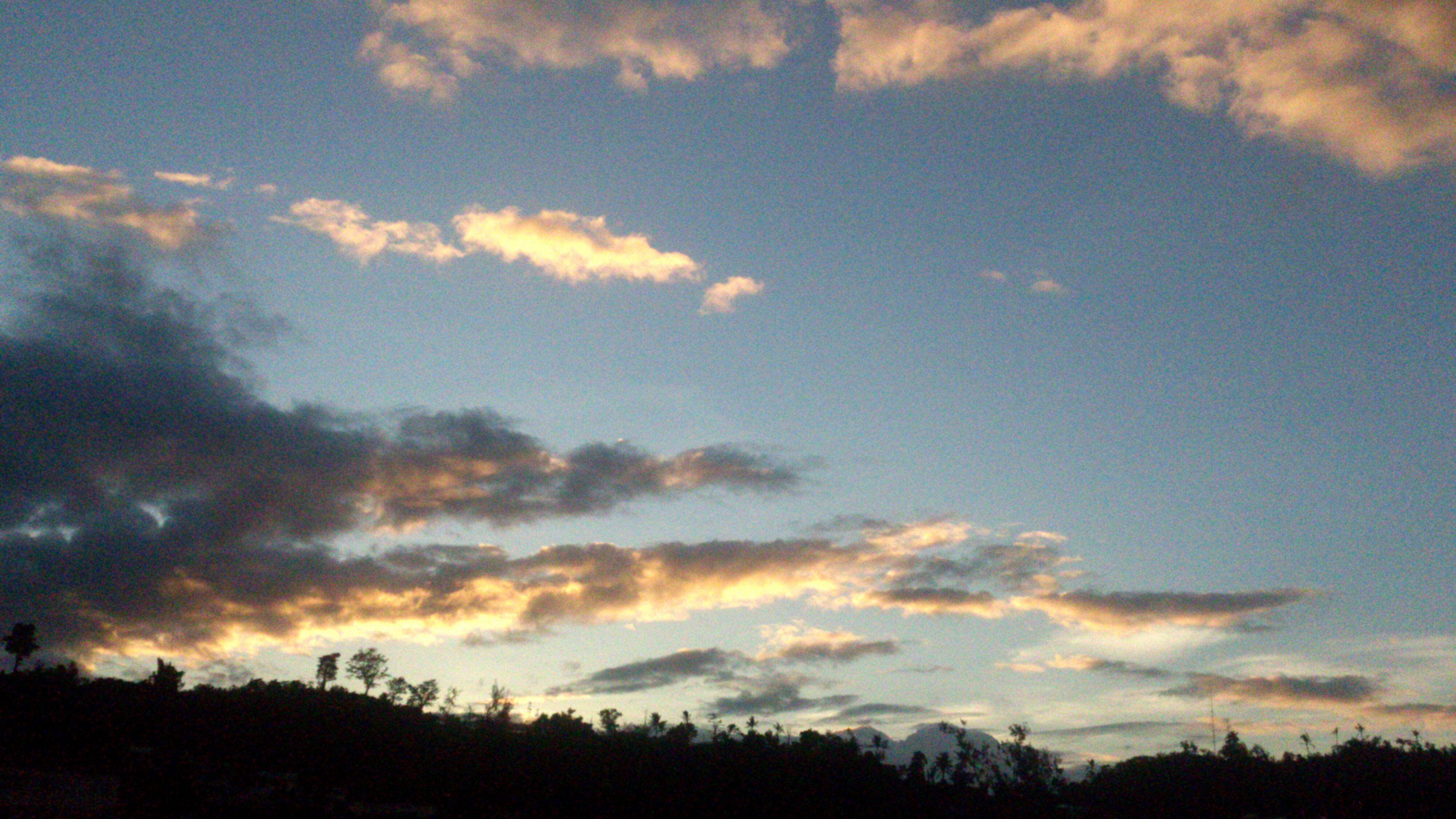 Ocean Of Clouds, Sky. First Eyeem Photo