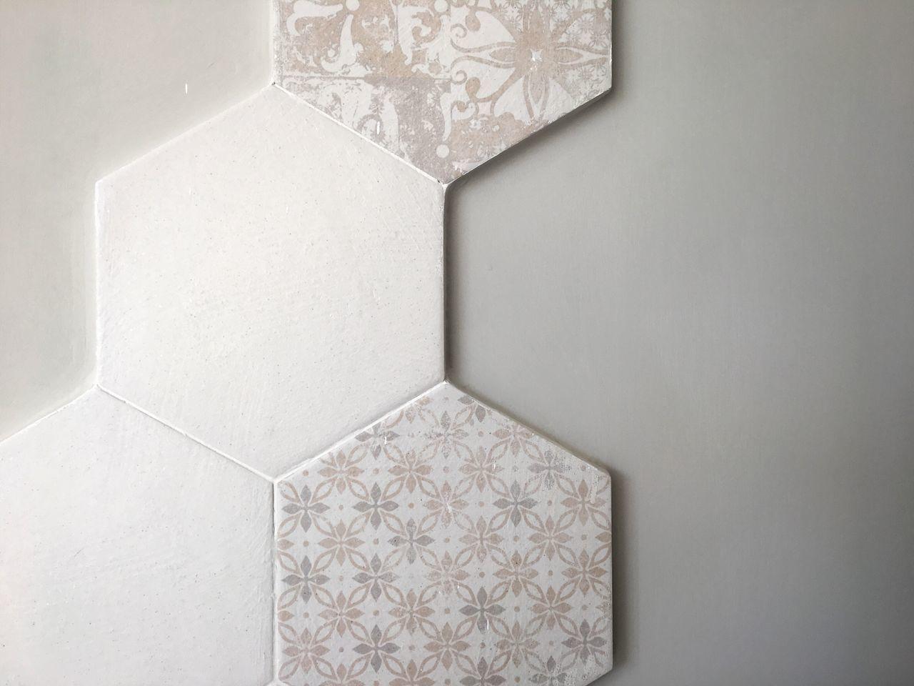Tile Bee Hive Nest Home Start Finish Work Indoors  Pattern Architecture Design Delacruzfotografia David De La Cruz No People Close-up Day