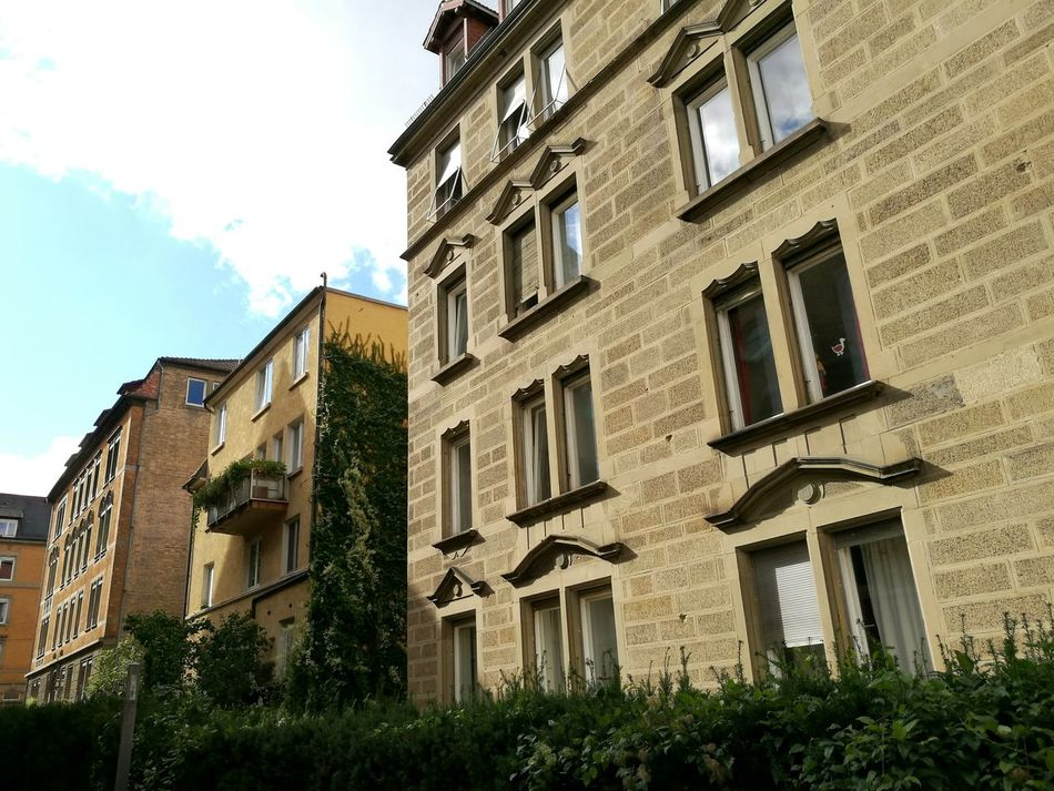 Backyard view. Architecture Built Structure Stuttgart Stuttgartmobilephotographers Art Nouveau Buildings Old Buildings Art Nouveau Architecture History Backyard Photography Backyard Backyardphotography Architecture_collection View Into The Backyard Architecturelovers
