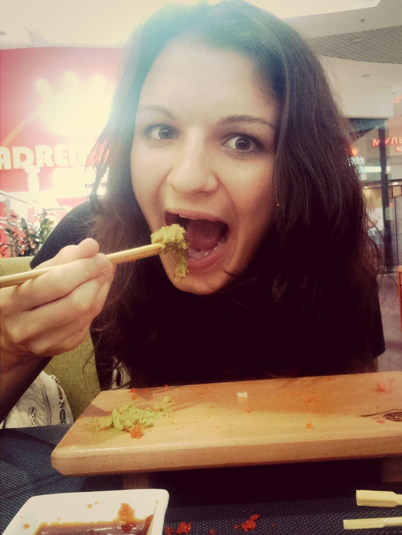 Sushi Fun Vasabi