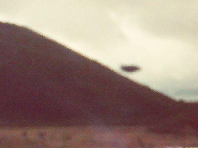 UFO Ufo From Train Window