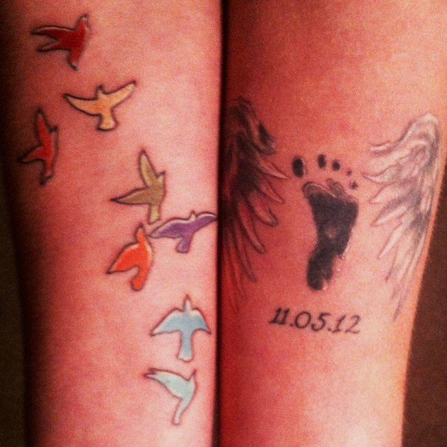 tTattoo My New Tatt love my new tattoos