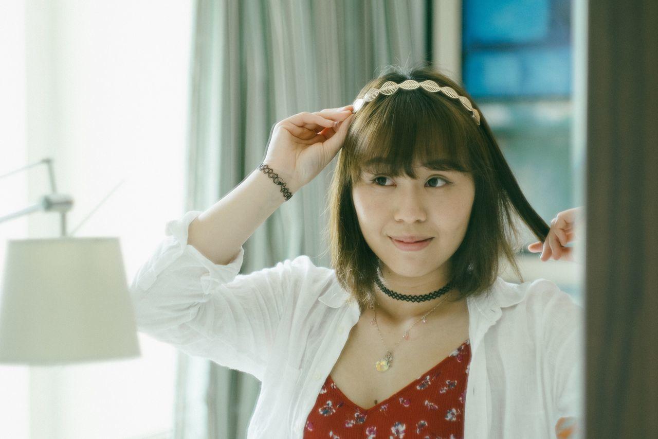 Beautiful Woman FUJIFILM X-T1 Girlfriend Portrait Of A Woman Explore Hk