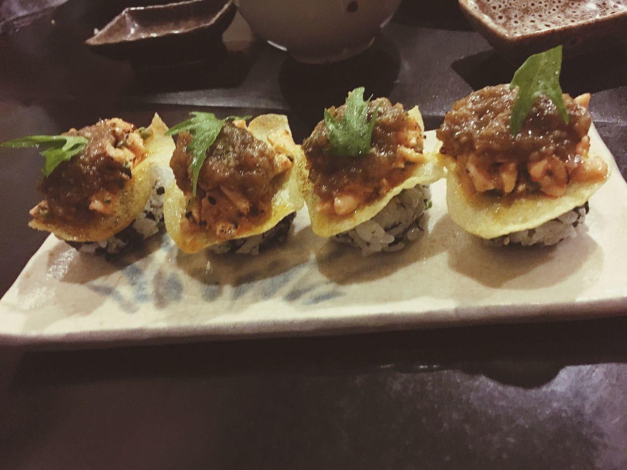 Aburi sushi Sushi Sushilover Aburi Food Plate Japanese Food