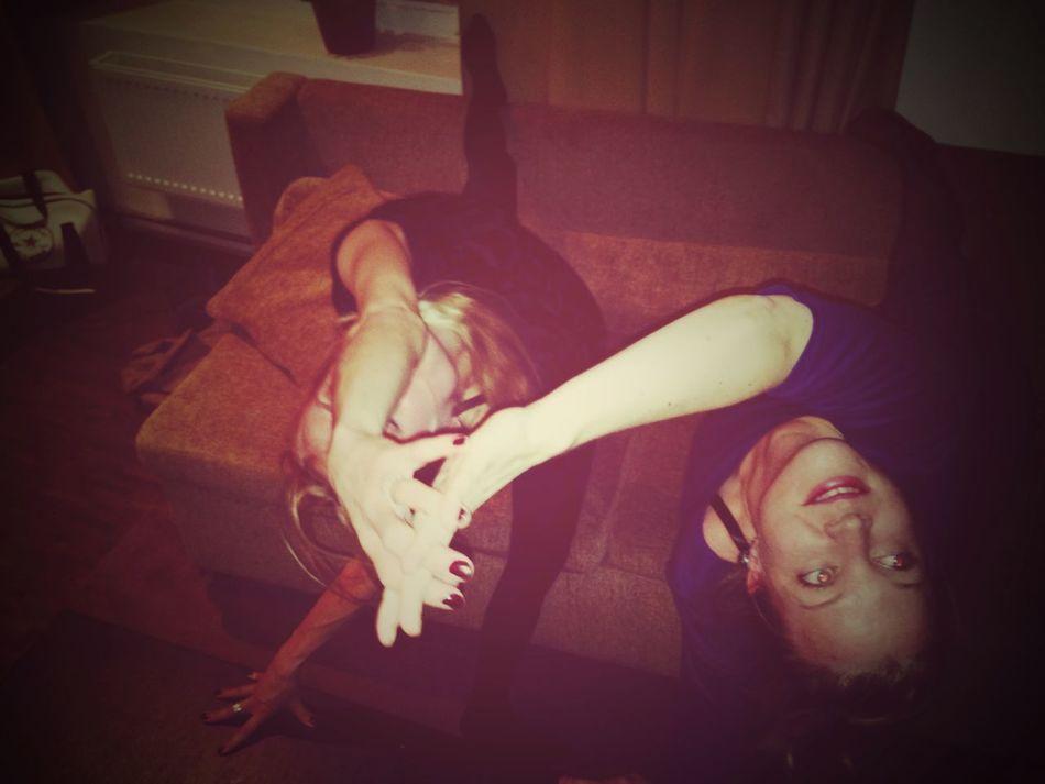The Yoga Twins