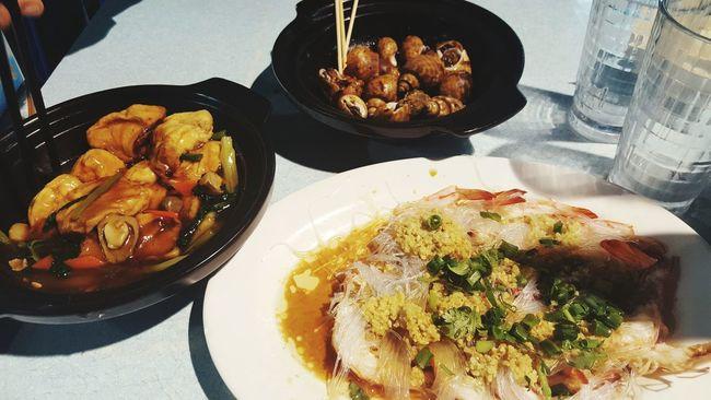 Dinneeeeeeer Hong Kong