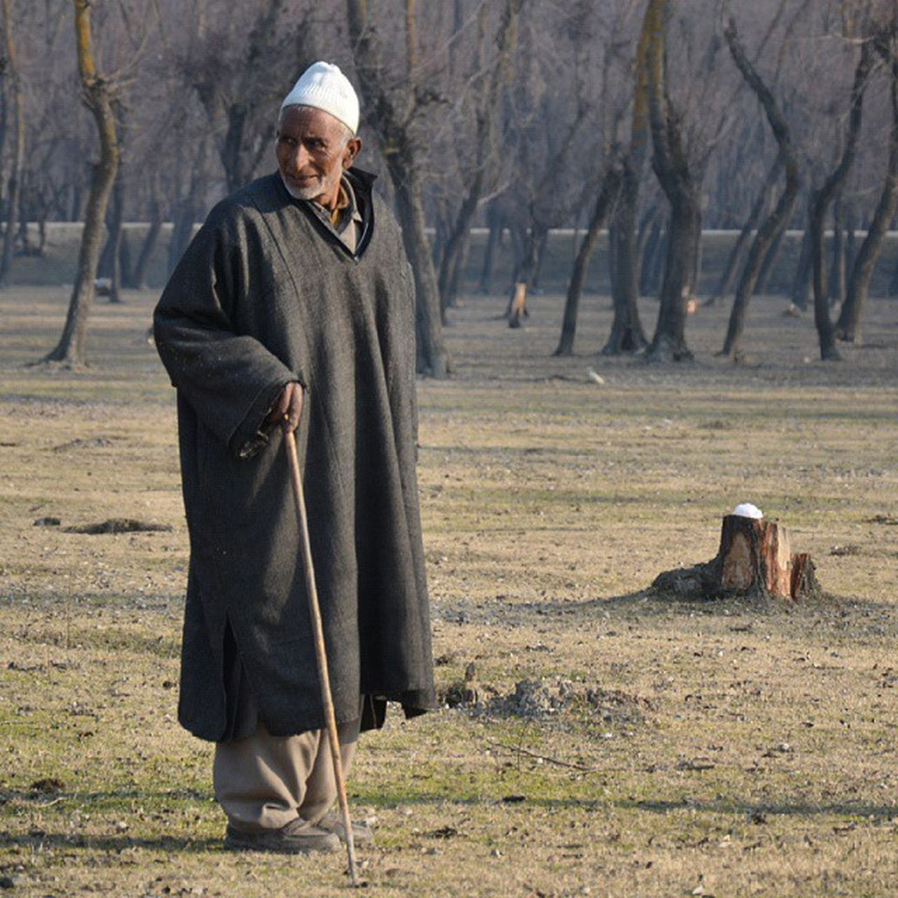 For Somethings Are So Important Kasheer Kashmir Pakistan Pakistani KashmirTalks Portrait PhiranClad Koshur Shepherd Woods Willows Revoshots IExploreKashmir IPhotographKashmir IAmKashmir Itravel IExplore Iphotograph IExploreMe Rebel Revo Freedom