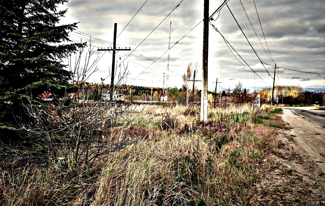 ...little town in the middle of nowhere... Androidography Middleofnowhere Small Town Autumn Small Town Landscape
