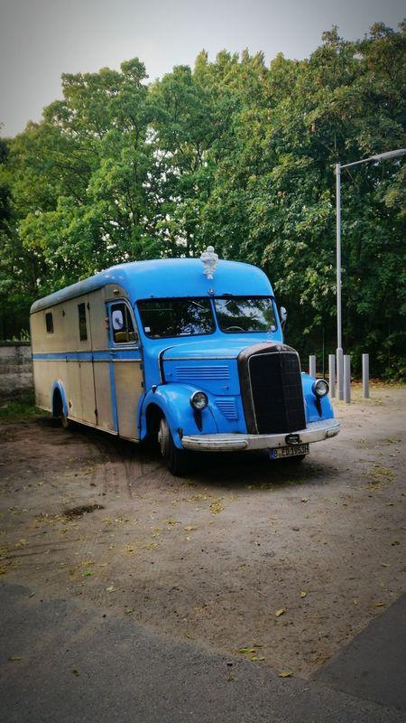 Mobilehome Bus Mercedes-Benz