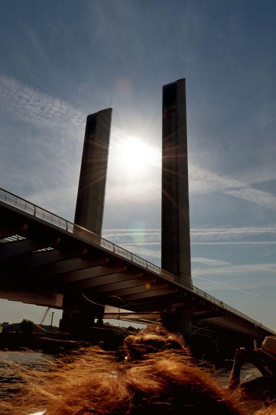 Pont Chaban-Delmas Garonne Bordeaux