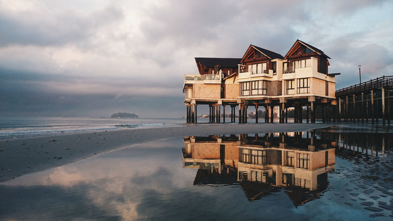 Beautiful stock photos of sonnenschein, Architecture, Beach, Beauty In Nature, Building Exterior