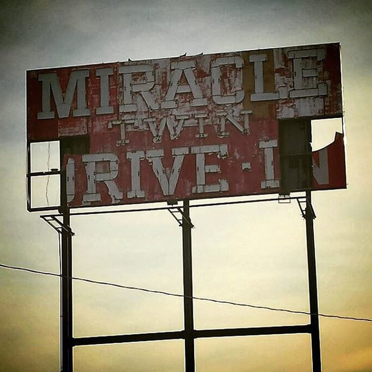 Miracletwin Drivein Driveinmovie Flint Dontdrinkthewater Puremichigan Wewereyounghere Urbanlife Billboard Michigan Rustic Sign Cinema In Your Life