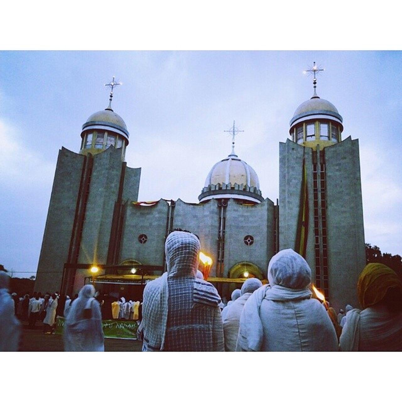 Picoftheday Hawassa Gebreil Monastery EthiopianOrthodox Ethiopia Africa