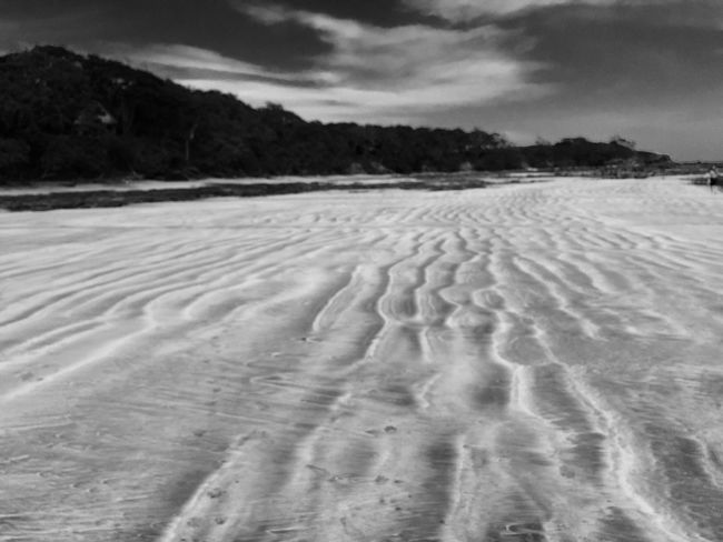 Beach Beachphotography Beach Photography Blackandwhite Black And White Nature Nature_collection Costa Rica